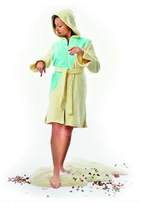 Женский махровый халат «Natalie». Арт. 02043