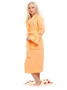 Женский махровый халат «Spa»